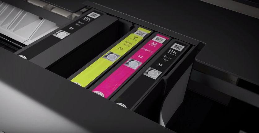 ahorrar tinta de impresora